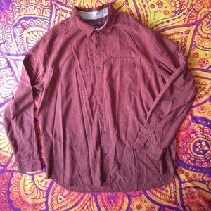 REI Men's Button Front Shirt XL